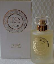 Icon Musk Oil Gold Eau De Parfum EDP 50ml by GA-DE Cosmetics