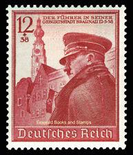 EBS Germany 1939 - Hitler's 50th Birthday - Braunau-am-Inn - Michel 691 MNH**