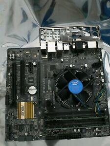 1 Intel i5-6500 CPU Quad-Core 3.2GHz Asus Q170M-C board 8GB DDR4 Ram LGA1151 Lan