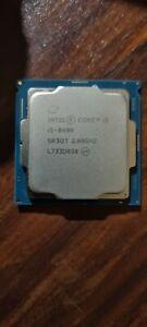 Intel Core i5 8400 Hexa-Core CPU Computer 8th Gen Processor LGA 1151 Socket H4