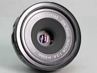 [N.MINT] Nikon NIKKOR GN Auto 45mm f/2.8 Non-Ai PANCAKE Lens Nippon Kogaku *179