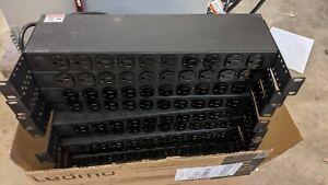Geist Power Tap BRFAN100-1020TL Meter Power Strip 10 Outlet