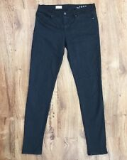 Gap Size 29T Black Stretch Legging Jeans Stretch Great Look Womens Size 29 Tall