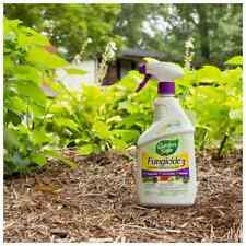 Garden Safe Insect Killer 24fl oz 3 in 1 Spray Fungicide Insecticide Miticide