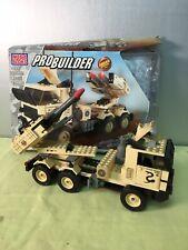 probuilder mega blok Snake Mobile Defense Unit U5;S31