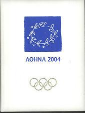 OSB - Athen 2004 - Spiele der XXVIII. Olympiade - Goldausgabe -  mit Goldschnitt