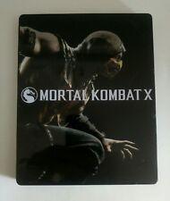 Mortal Kombat X - Kollector's Edition Steelbook - No Game