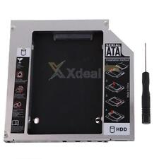 XD#3 New Universal 12.7mm PATA IDE to SATA 2nd HDD Hard Drive Disk Caddy Module