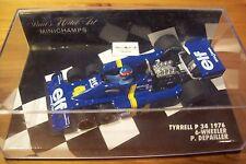 1/43 Tyrrell P34 1976 6 Wheeler Patrick Depailler