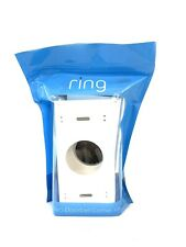 Ring - Video Doorbell Corner Kit - White