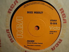 "Bruce Woodley ""Friends"" THE SEEKERS  Scarce RCA Oz 7"""