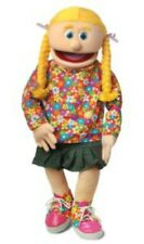 Puppet Girl Cindy 30 Inch Full Body Arm Rod Pretend Play Toy Kids Adult New