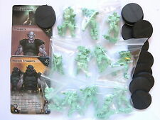 FALLEN FRONTIERS RIFF COMBAT FORCE -  New, Resin Figures Scale 75 Games Riffs
