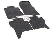 Alu-Fußmatten vorne passend für Mitsubishi Pajero Pinin H6W H7W 5-trg ab Bj.99