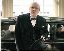 JOHN LITHGOW SIGNED THE CROWN PHOTO UACC REG 242
