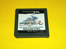 ## JAPAN IMPORT ## FINAL FANTASY TACTICS A2 - NINTENDO DS GAME CARTRIDGE