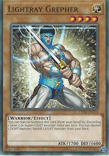 YU-GI-OH CARD: LIGHTRAY GREPHER - COMMON - OP06-EN018