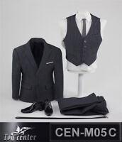 Toy Center CEN-M05C 1/6 Soldier Model British Gentleman Suit Fit Phicen M34 Body