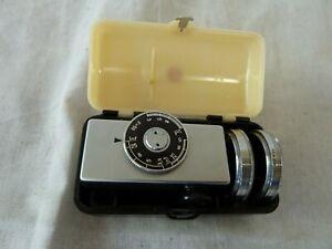 Kodak Retina Close-Up Rangefinder (50mm) + NI/32 & NII/32 Lenses