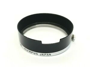 [Very Rare!! NEAR MINT] Olympus Metal Lens Hood for Pen-D From JAPAN #350