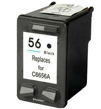 Non-OEM Replace For HP 56 Photosmart 130 230 230v 2410 Black Ink Cartridge