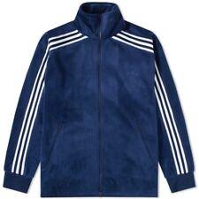 Adidas Originals Adicolor Beckenbauer Velour Track Top Jacket Size Medium 93181bee8390