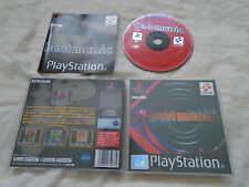 Beatmania PS1 (COMPLETE) black label Konami rare Sony PlayStation