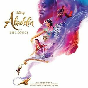 Various Artists - Aladdin: The Songs [New Vinyl LP]