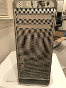Apple Mac Pro. 2 2.8 GHz Quad-Cord Intel Xeon