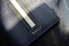 Bally Teisel bifold wallet Navy