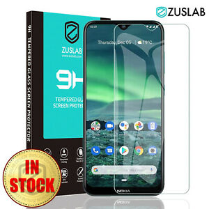 For Nokia 2.3 1.3 5.3 ZUSLAB 9H Full Coverage Tempered Glass Screen Protector