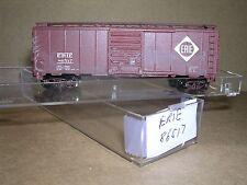 "CON-COR  2 - Erie 40' Steel Box Cars #86517 & 86523  ""N"" Gauge"