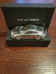 Porsche 911 GT2 RS Model Limited Edition Metal Paperweight
