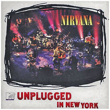 Nirvana - MTV Unplugged in New York [AUDIO CD, NEW] FREE SHIPPING