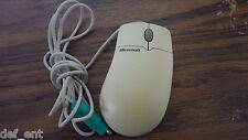 Microsoft X04-72167 IntelliMouse 1.2A PS/2 Mouse