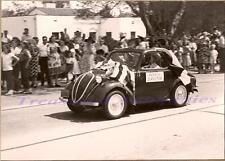 1946 Burbank California Parade Director Drive 1939 Fiat Topolino 500 Coupe Photo