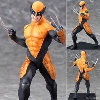 X-Men Logan Wolverine Artfx Statue PVC Action Figure Collectible Model Toy