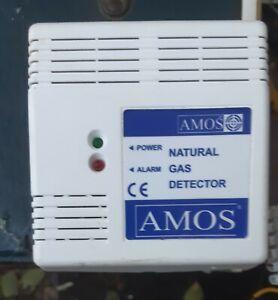 Amos 550 Natural gas detector