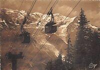 BF40476 chamonix mont blanc france plan praz  cable train teleferique