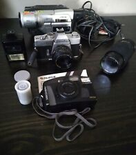 Lot of Used Digital Cameras