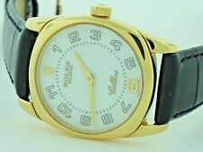 Womens Rolex Cellini 18K Solid Gold