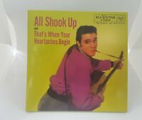 Elvis Presley - All Shook Up Rare 3 Track NUMBERED CD Single