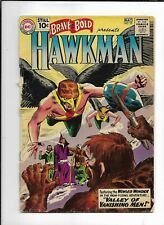 Brave And The Bold #35 ( DC 1961 ) 2nd Silver Age Hawkman GD-