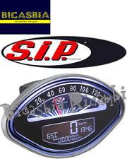 7568 - CONTACHILOMETRI DIGITALE SIP 2.0 NERO VESPA 125 150 SPRINT VELOCE GT GTR