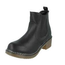 Spot on Synthetic Block Mid (1.5-3 in.) Women's Heels