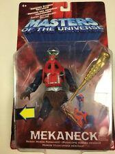 MOTU MEKANECK FIGURE MIB SEALED MASTERS OF THE UNIVERSE
