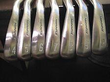 Women's KONNAN BIO-TECH RH Golf Iron Set 4-PW w/HM HTA Boron Ladies Flex Shafts