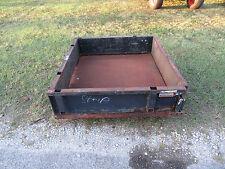 "Dump Body Short Bed 48""  for a 3100, 3200, 3300, 3300 Toro Workman"