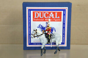 DUCAL 1st DRAGOON GUARD REGIMENTAL TRUMPETER to COLONEL TROOPING the COLOUR 65oa