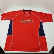 St. Louis Cardinals Men's Short Sleeve Athletic Shirt Size 2 Xl